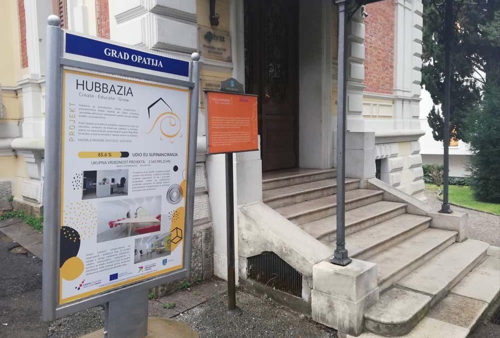 Počeli radovi na uređenju Centra za inovacije u turizmu u Villi Antonio
