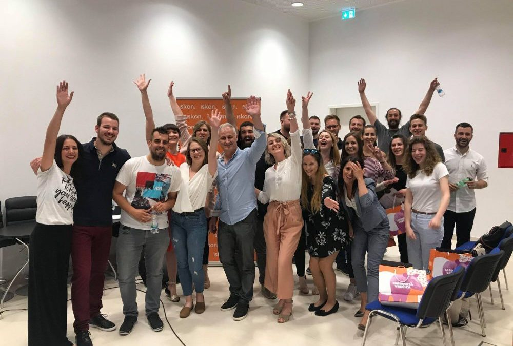 "Pilot projekt Start-up inkubatora ""Da se mene pita.."" 2018."